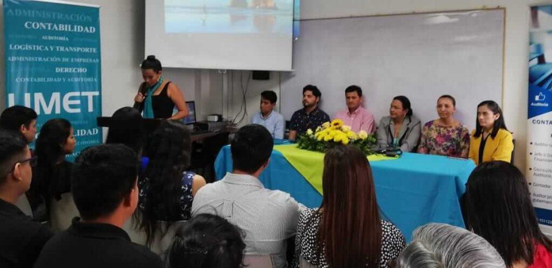 I. Jornadas Contables y Tributarias UMET 2019