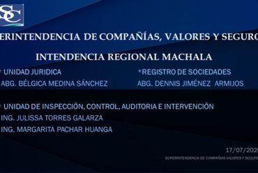 """Conferencia: """"DISOLUCIÓN, LIQUIDACIÓN Y CANCELACIÓN DE UNA COMPAÑÍA"""""""